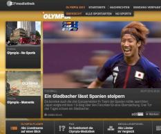 Probleme bei Olympia-Livestreaming �ber Hybrid-TV