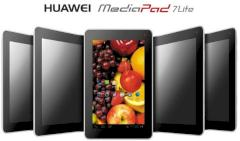 Huawei zeigt 7-Zoll-Tablet MediaPad 7 Lite mit UMTS & Android 4.0
