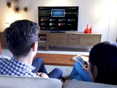 sony bringt google tv mit set top box auf den fernseher news. Black Bedroom Furniture Sets. Home Design Ideas