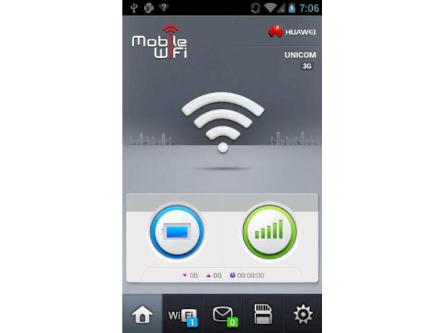 huawei mobile hotspot l sst sich per app steuern news. Black Bedroom Furniture Sets. Home Design Ideas