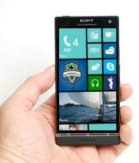 Statt Android: Sony plant offenbar Handys mit Windows Phone 8