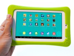 Tabeo-Tablet bei Toys'R'Us