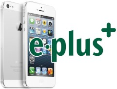 iPhone 5 bei E-Plus