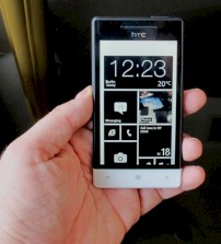 HTC 8S im Hands-On