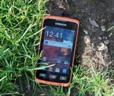 Outdoor-Handy Samsung Galaxy Xcover f�r 179 Euro bei Aldi-Nord