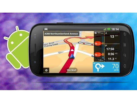tomtom navigation f r manche android handys verf gbar news. Black Bedroom Furniture Sets. Home Design Ideas