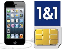 Nano-SIMs f�r iPhone 5 bei 1&1