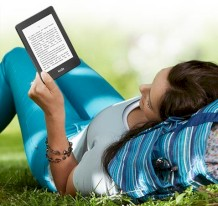 Amazon Kindle paperwhite kommt