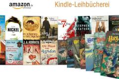 Amazon-Kindle-Leihb�cherei: So funktioniert die E-Book-Bibliothek