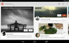 Die neue App-Version f�r Google Plus