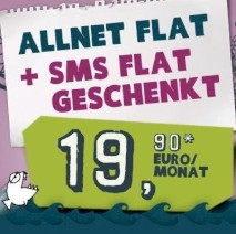 yourfone Allnet Flat Facebook Edition