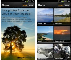 Neue Amazon-App Cloud Drive Photos