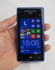 HTC 8X mit Windows Phone 8