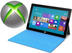 Bald kleines Surface-Tablet mit Xbox-Oberfl�che