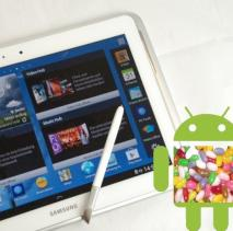Update: Samsung Galaxy Note 10.1 erh�lt Android Jelly Bean
