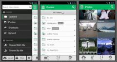 SugarSync-App f�r Android in neuer Version