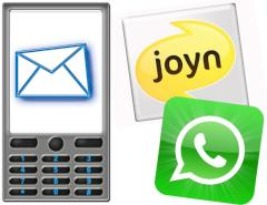 Messaging-Apps im �berblick