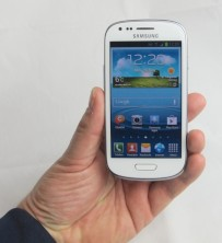 Samsung Galaxy S3 Mini im Test