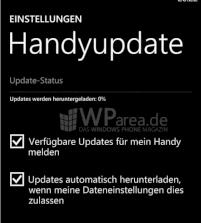 Portico-Update in Deutschland verf�gbar