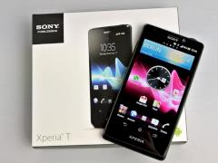Sony Xperia T Test: So meistert das James-Bond-Handy den Alltag