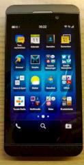blackberry z10 das erste blackberry 10 smartphone im test. Black Bedroom Furniture Sets. Home Design Ideas