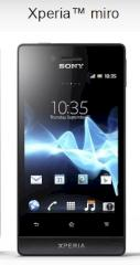Sony Xperia miro: Android-4.0-Handy g�nstig bei Aldi Nord