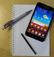 Samsung Galaxy Note erh�lt Update auf Android 4.1 Jelly Bean