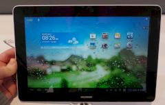 Huawei MediaPad Link: Hands-On des neuen Quadcore-Tablets
