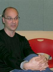 Googles Mann f�r Android: Andy Rubin.