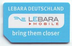 Lebara Mobile Data 1000 & 3000: Prepaid-Daten-Flats ab 12,95 Euro