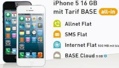 G�nstiges iPhone-Angebot von Base