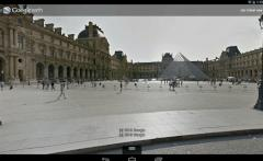Google Earth auf Android nun mit Street View