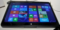 Samsung Ativ Q im Hands-on