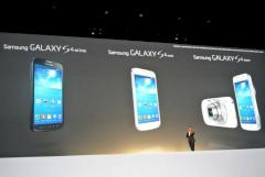 Galaxy & Ativ: Samsung protzt in London mit Ger�te-Flut