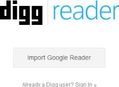 Der Digg Reader