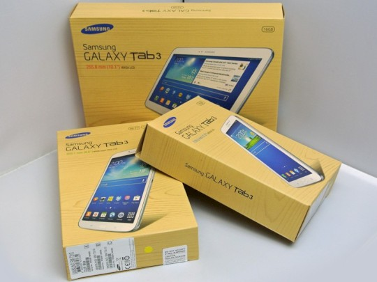 samsung galaxy tab 3 die 7 8 10 zoll tablets im vergleich news. Black Bedroom Furniture Sets. Home Design Ideas