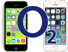 iPhone 5S und iPhone 5C bei o2
