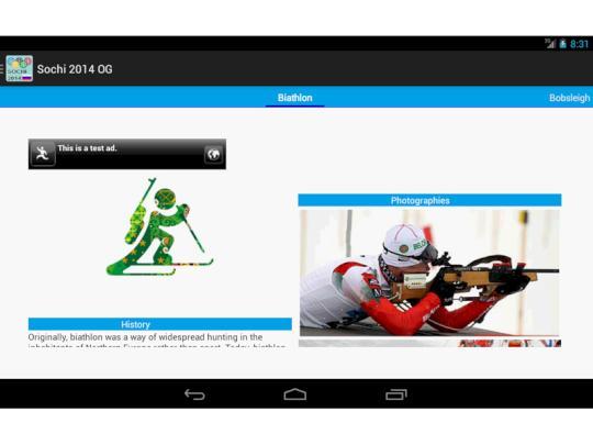 Sotschi 2014: Gratis Android- & iOS-Apps für die ...