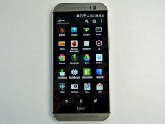 Der App-Drawer des HTC One (M8)