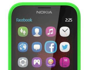 nokia 225 neues einsteiger handy f r 49 euro news. Black Bedroom Furniture Sets. Home Design Ideas