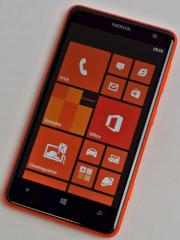 Nokia Lumia 625 mit Windows Phone 8.1