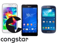 Bis zu 180 Euro sparen: congstar-Aktion f�r Samsung- & Sony-Smart­phones