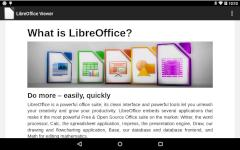 LibreOffice Viewer f�r Android