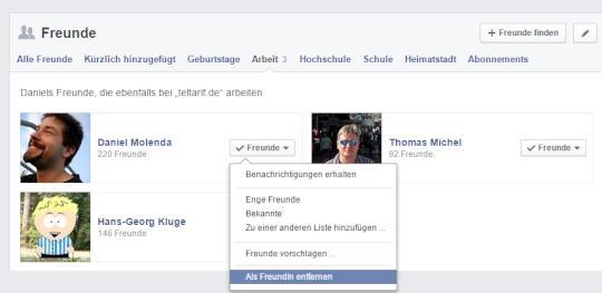 facebook schwarzes profilbild freund plus