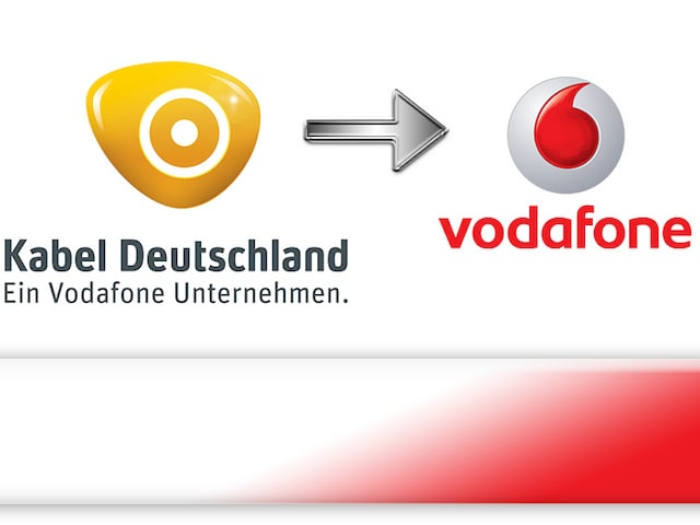vodafone schafft das kabel deutschland logo ab news. Black Bedroom Furniture Sets. Home Design Ideas