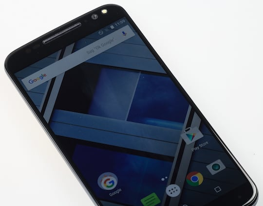 Moto X Style mit unver�nderter Android-Optik