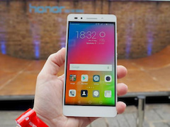 Honor-7-Update: Bessere Sprachqualit�t & stabileres System