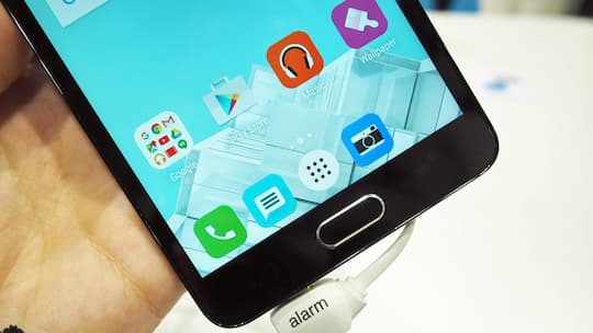 Alcatel Pop 4S: Anf�hrer der Pop-Serie im Hands-On