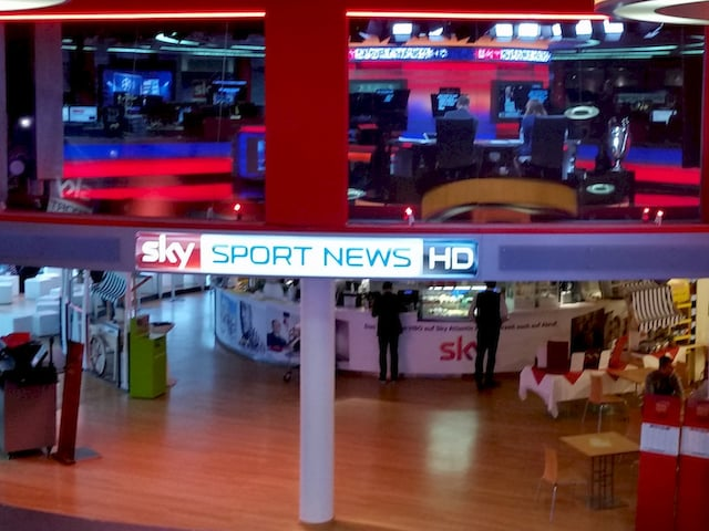Sky sport news hd wird free tv samt kostenlosem for Sky sports 2 hd live streaming online free