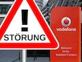 Erneute Mobilfunk-Störung bei Vodafone